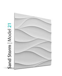 Panel dekoracyjny 3D Sand Storm