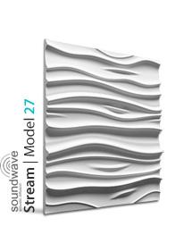 Panel dekoracyjny 3D Stream