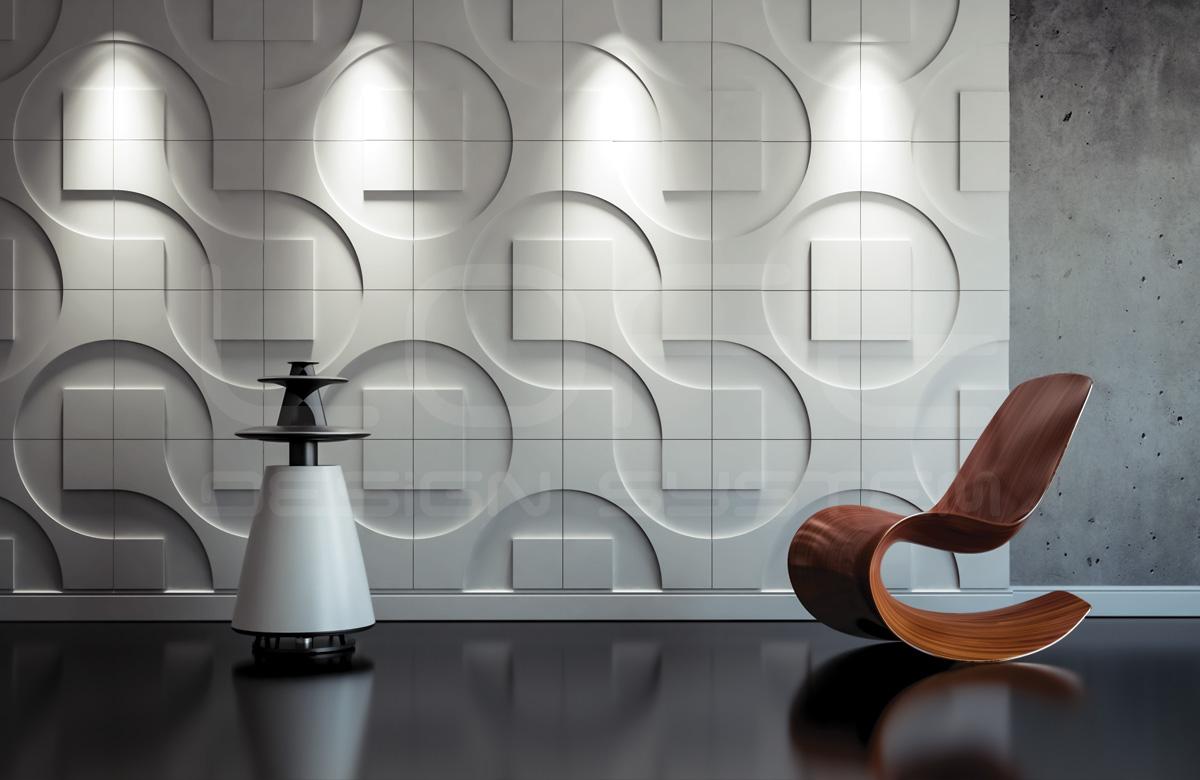 panele dekoracyjne 3d loft design system. Black Bedroom Furniture Sets. Home Design Ideas