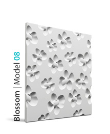 Panel dekoracyjny 3D Blossom