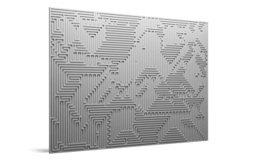 Archetype panel dekoracyjny 3d