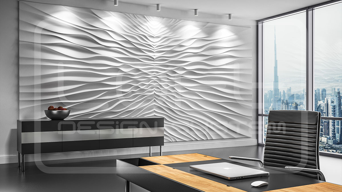 Panel dekoracyjny 3D Illusion