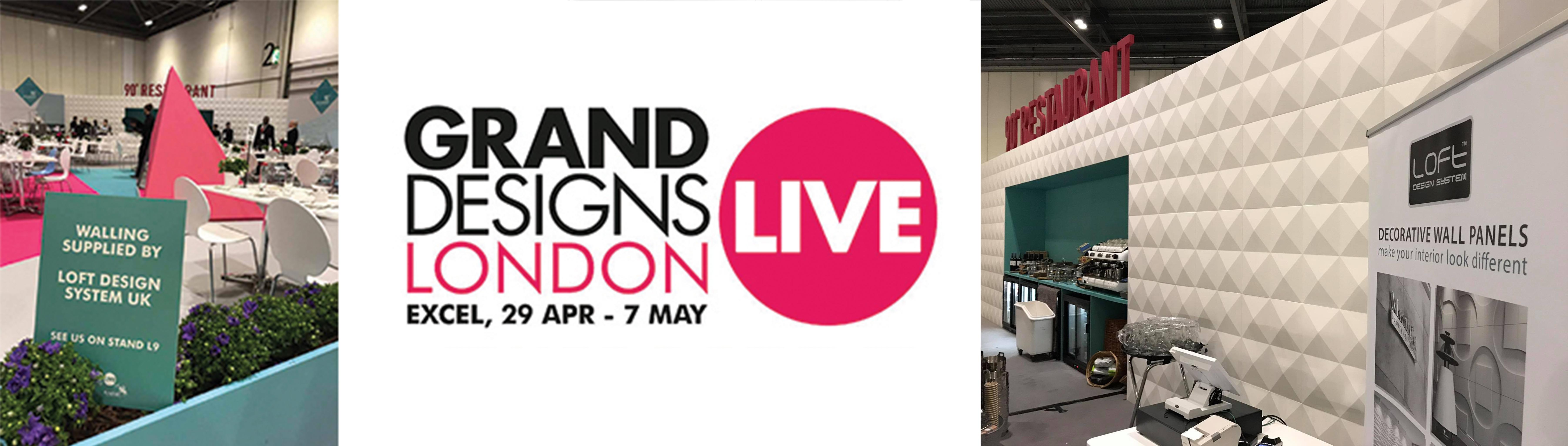 Grand Designs Live London 2017