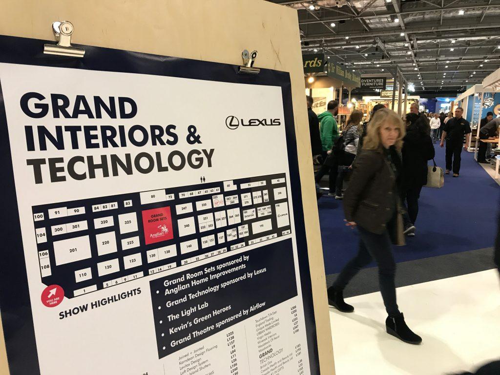 Grand Designs Live Lonodn 2017