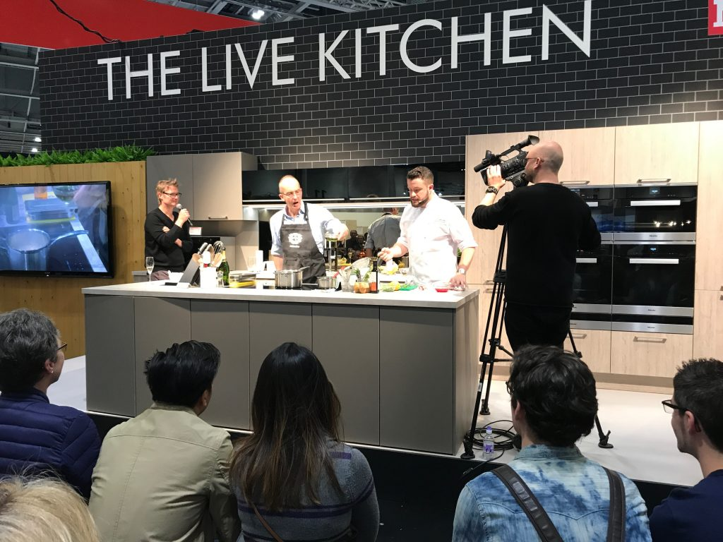 Grand Designs Live London 2017 Kitchens