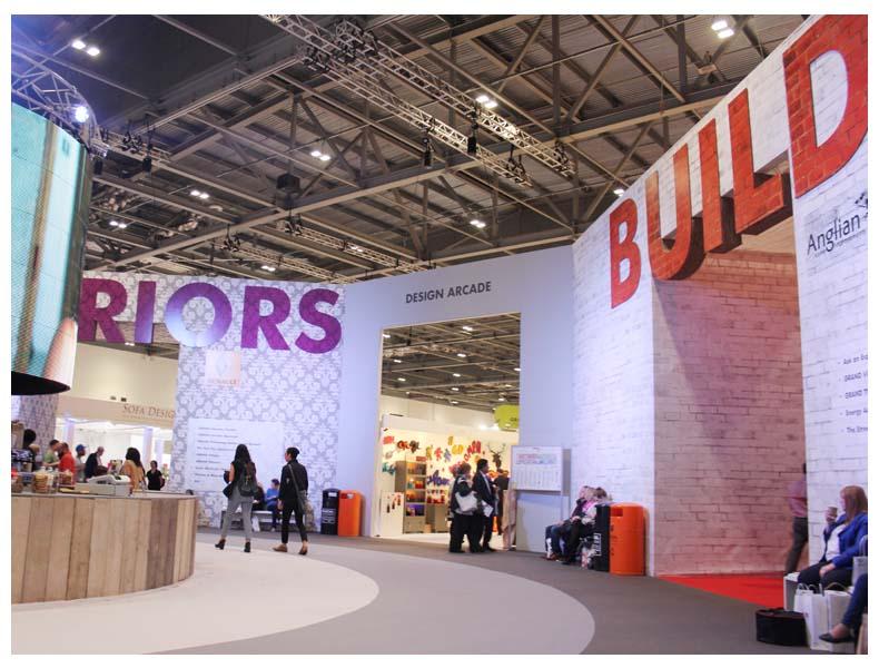 Grand Designs Live London 2017 Build