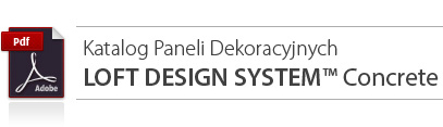 Loft Design System Loft Concrete katalog