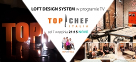 Loft Design System w TOP CHEF!