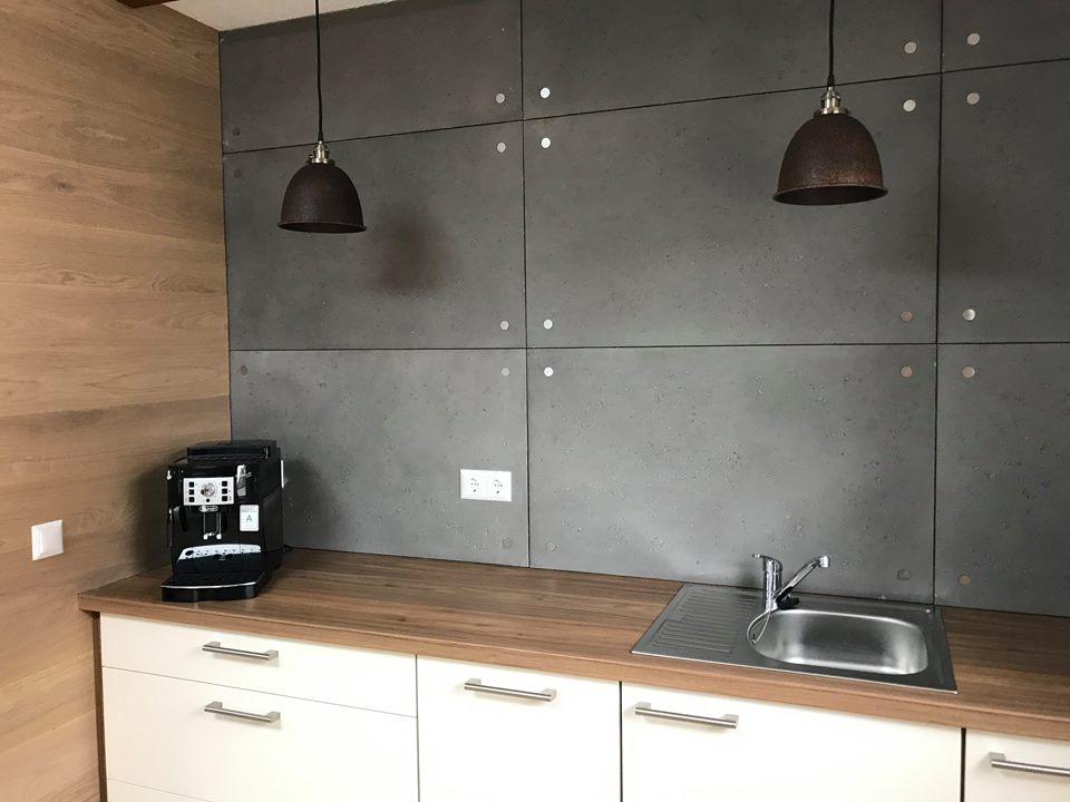 Panele dekoracyjne Loft Conctere Stone Grey