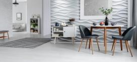Modne panele ścienne z efektem 3D – idealne wykończenie każdego nowoczesnego wnętrza